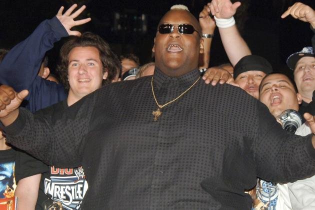 Wrestling World Reacts to Viscera's Reported Death