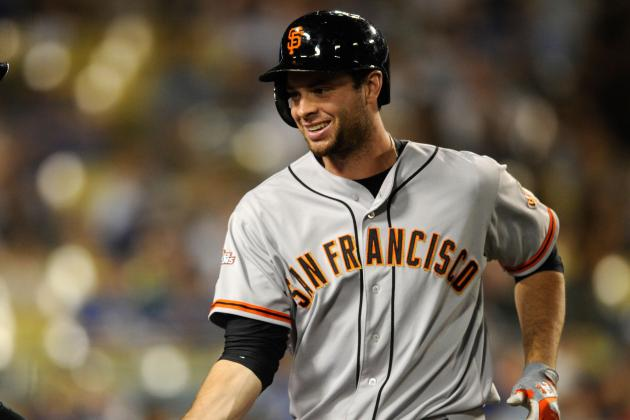 Report: Giants Avoid Arbitration with Brandon Belt