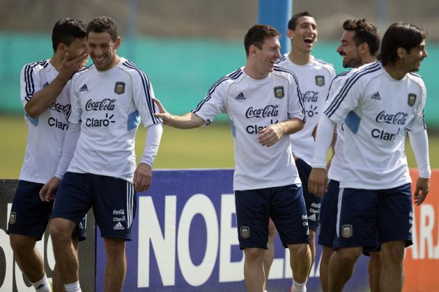 Sabella's Latest Selection Shows Argentina's World Cup Squad Is Nearly Settled