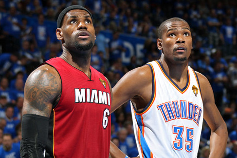 Is Kevin Durant Now a Better Player Than LeBron James?