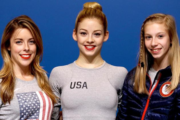 Will One of the US Women Figure Skaters Play Spoiler in 2014 Sochi Olympics?