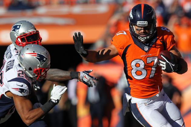 Breaking Down the Denver Broncos' Franchise Tag Decision