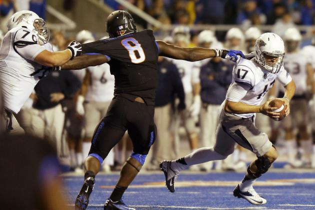 Boise State Football: Who Replaces Demarcus Lawrence in Starting Lineup in 2014?