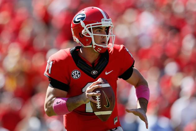 Aaron Murray Scouting Report: NFL Outlook for Georgia QB
