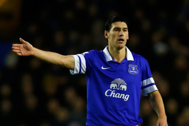 Why Everton Must Keep Hold of Gareth Barry