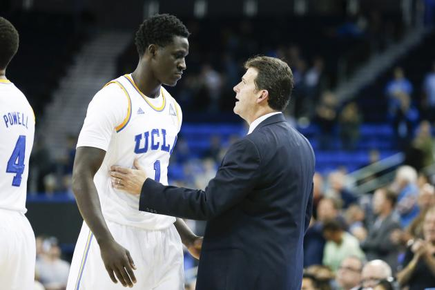 UCLA Basketball: Bruins Must Expand Bench Rotation Before March
