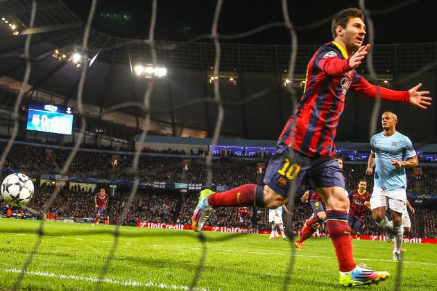 Barcelona Shouldn't Be Overconfident About Their Champions League Hopes