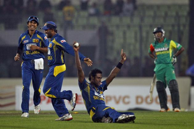 Bangladesh vs. Sri Lanka, 2nd ODI: Date, Time, Live Stream, TV Info and Preview