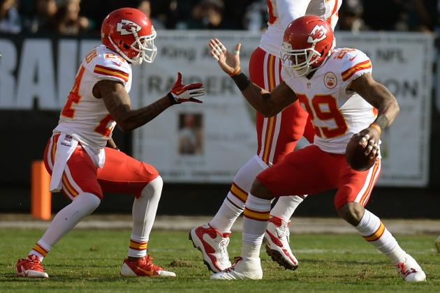 Breaking Down Kansas City Chiefs' Franchise Tag Decisions