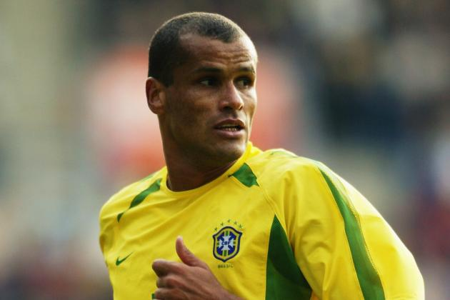 Rivaldo, 41, Played Alongside His Son Rivaldinho, 18, in Brazilian League