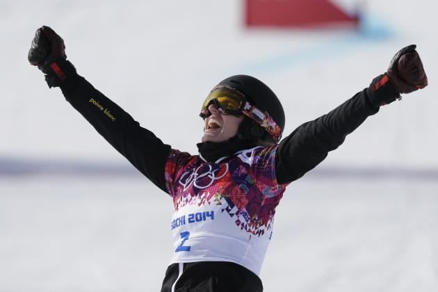 Olympic Snowboarding 2014: Women's Parallel Giant Slalom Medal Winners