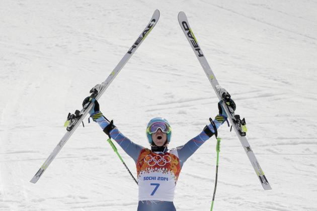 Olympic Alpine Skiing Giant Slalom Results 2014: Men's Medal Winners and Recap