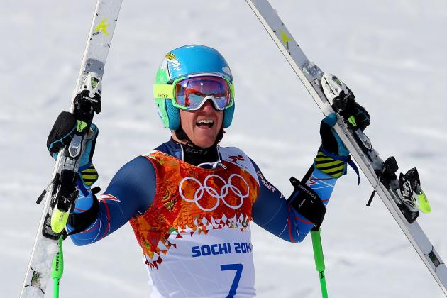 Olympic Alpine Skiing 2014: Live Results and Analysis of Men's Giant Slalom