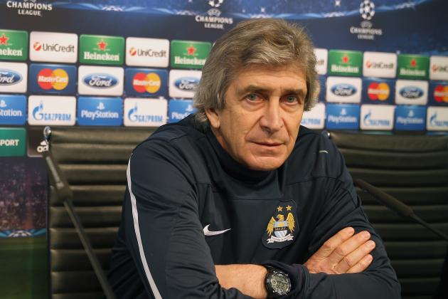 Man City Boss Manuel Pellegrini Wrong to Accuse Swedish Ref of Barcelona Bias