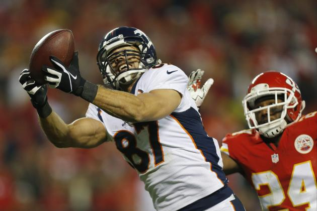 How the Denver Broncos Can Replace Eric Decker