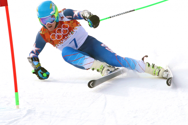 Ted Ligety Becomes 2nd American to Win 2 Olympic Gold Medals in Alpine Skiing