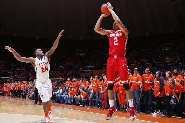 Ohio State Basketball: Why Buckeyes' Bench Will Be the Key to Postseason Success