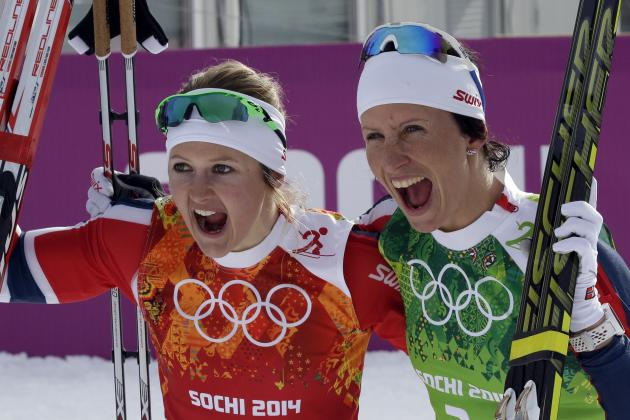 Cross Country Skiing Medal Results from Olympics 2014 Team Sprint Classical