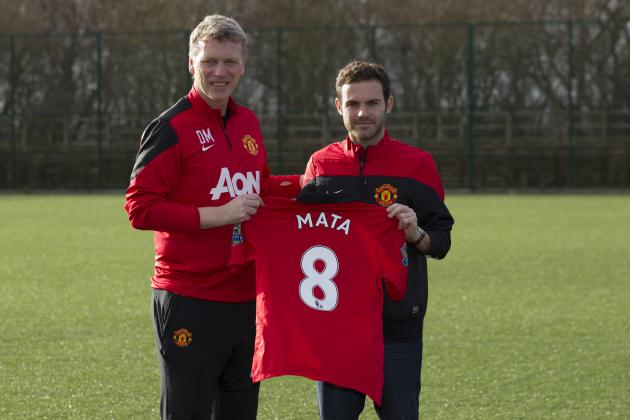 Manchester United Transfer News: Juan Mata Expects Top Summer Arrivals