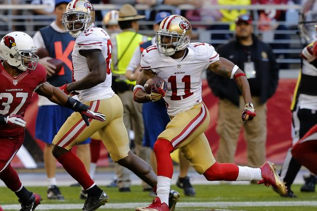 What Should the San Francisco 49ers Expect from Quinton Patton in 2014?