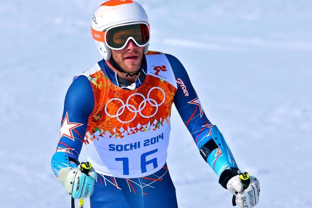 Bode Miller Injured, Fails to Medal in Men's Giant Slalom at Sochi 2014 Olympics
