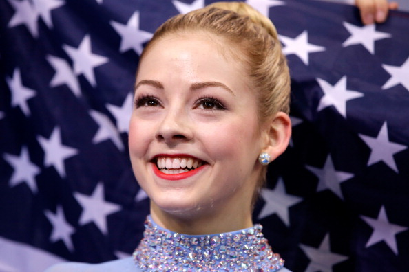 Gracie Gold Fails to Medal in Women's Figure Skating Individual Program