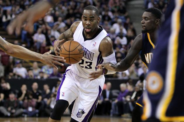 Marcus Thornton Trade Is No-Brainer Deal for Brooklyn Nets