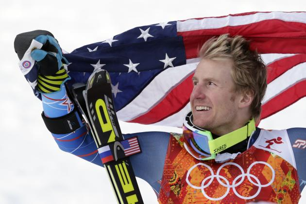 Ted Ligety Steals Spotlight, Cements Legacy After Winning 2nd Olympic Gold Medal