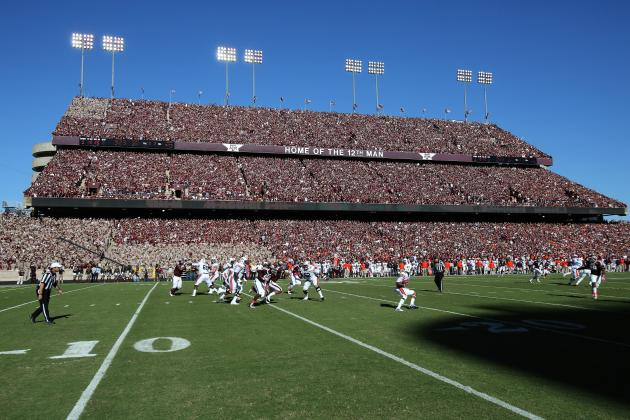 Texas A&M Finds New Way to Beat Texas by Building Nation's Largest Video Board