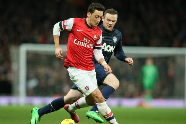 Champions League 2014: Key Men for Arsenal, Bayern, Milan and Atletico Madrid