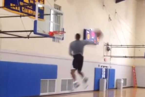 Dwight Howard and James Harden Impress with Sweet Dunks at Practice