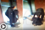 Shocking Video of Ray Rice Dragging Fiancee After Attack