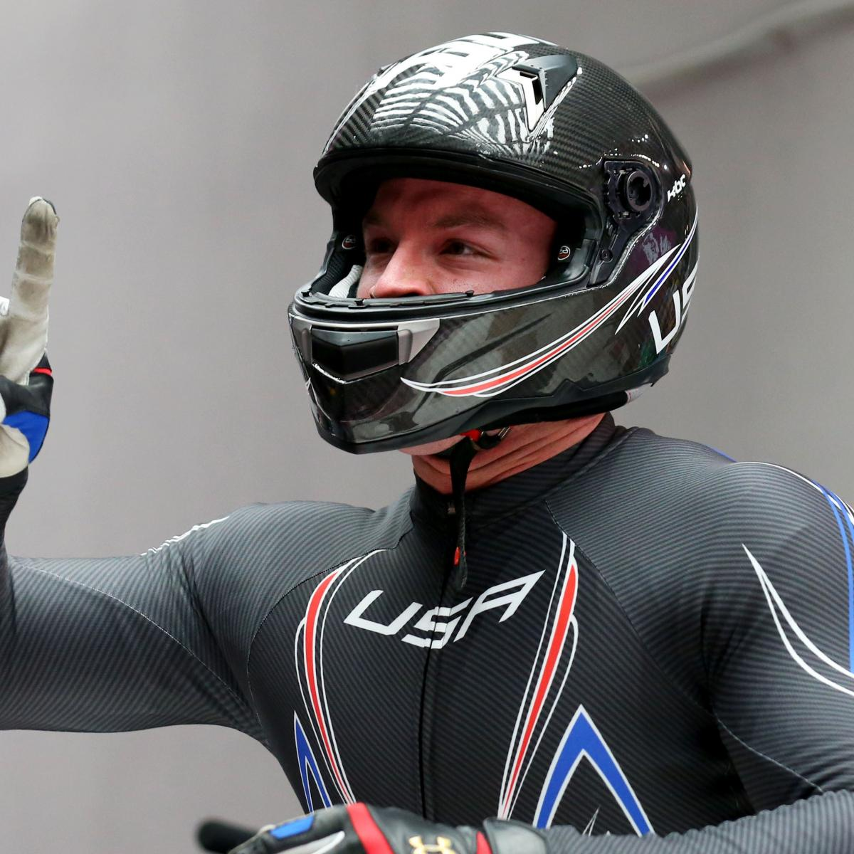 US Bobsledder Tweets Inappropriate Picture Quickly Deletes It - Sochi problems tweets