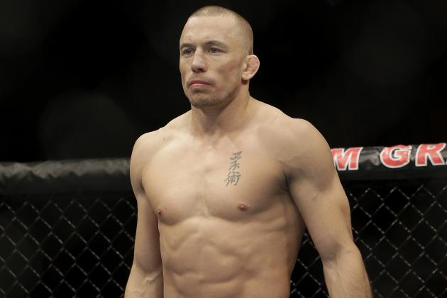 Georges St-Pierre Wants to 'Attack the System,' Has No Immediate Plans to Return
