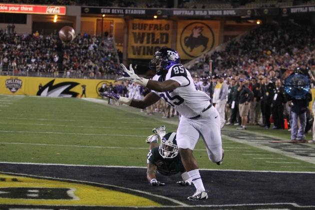 TCU Football: How Losing LaDarius Brown Shakes Up 2014 Offense