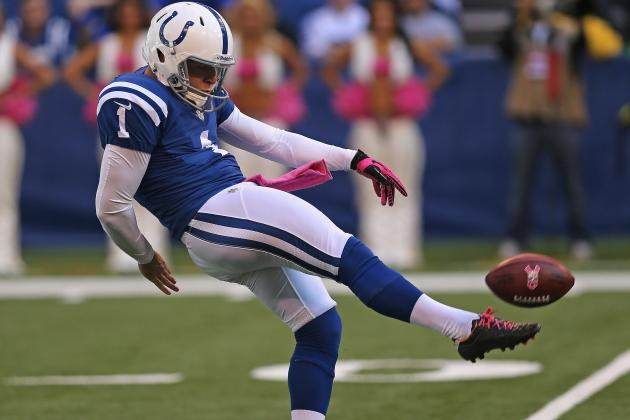 Colts Free-Agent Watch: Pat McAfee