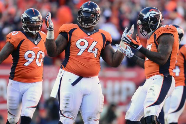 Broncos roster breakdown: Defensive line