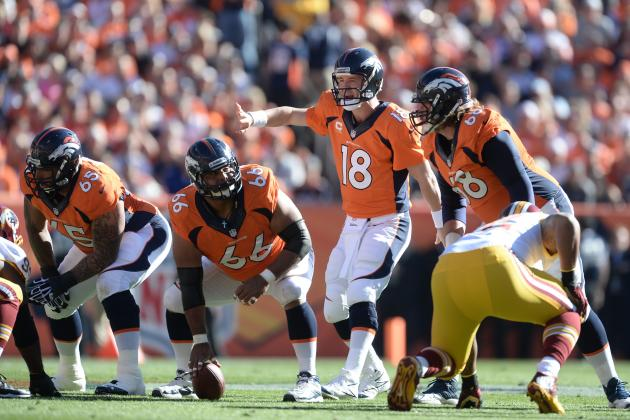 Broncos roster breakdown: Offensive line