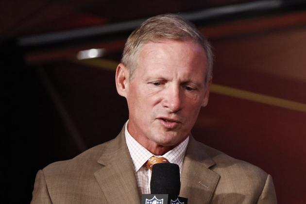Mike Mayock Predicts Wide Receiver in Second Round for Redskins