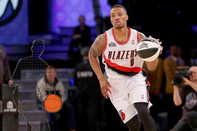 All-Stars Curry, Lillard and George Show Rise of Mid-Major Stars in NBA
