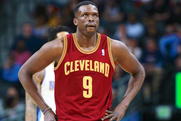 Cleveland Cavaliers Reportedly Testing Trade Market for Luol Deng
