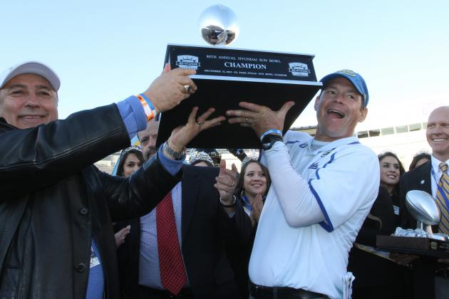UCLA Football: Hefty Extension for Jim Mora Ups the Ante