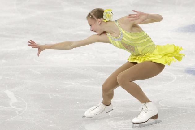 Olympic Figure Skating 2014 Schedule: NBC Prime-Time Coverage Info for Day 12