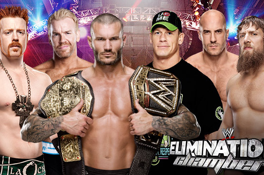 WWE Elimination Chamber 2014 Live Stream: How to Watch WWE Action Online