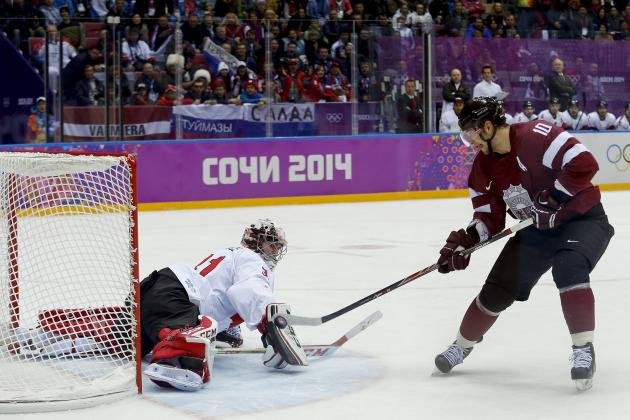 Canada vs. Latvia Olympic Hockey 2014: Live Grades, Analysis for Team Canada