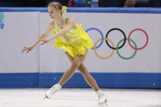 Polina Edmunds Fails to Medal in Women's Figure Skating Individual Program