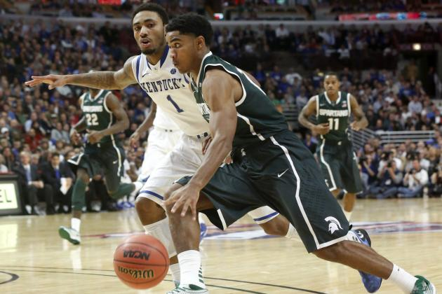 Why Gary Harris Is Safer 2014 NBA Draft Prospect Than James Young
