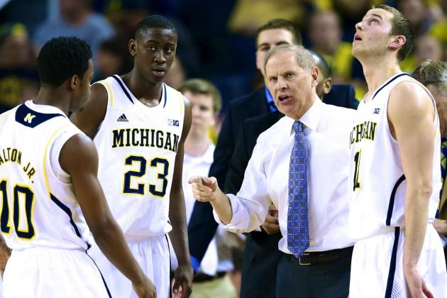Michigan Basketball: Wolverines' Rocky February Is Eerily Similar to 2012-13