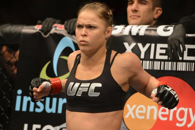 Rousey vs. McMann: Rousey's Submissions Will Lead Her to Victory at UFC 170