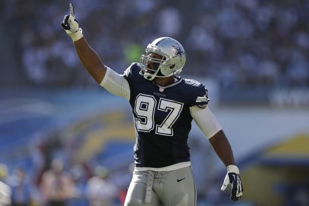 Jason Hatcher Worthy of Cowboys Franchise Tag, but Dallas Simply Can't Afford It